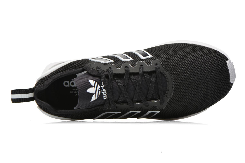 Baskets Adidas Originals Zx Flux Adv Noir vue gauche