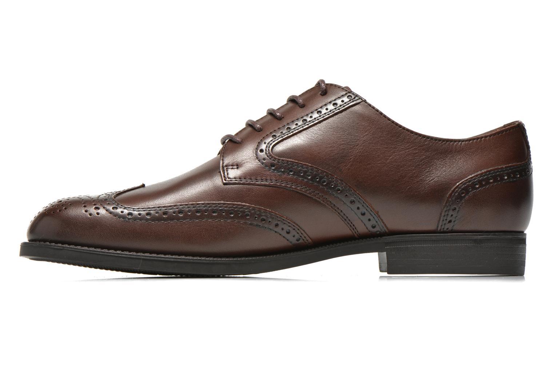 Chaussures à lacets Stonefly Berry 5 Marron vue face
