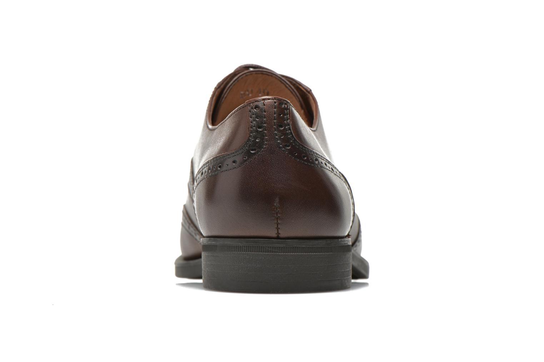 Chaussures à lacets Stonefly Berry 5 Marron vue droite