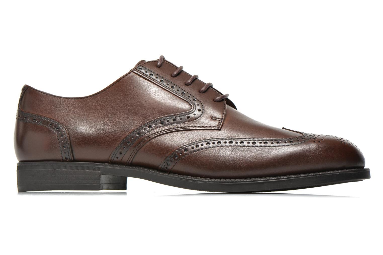 Chaussures à lacets Stonefly Berry 5 Marron vue derrière