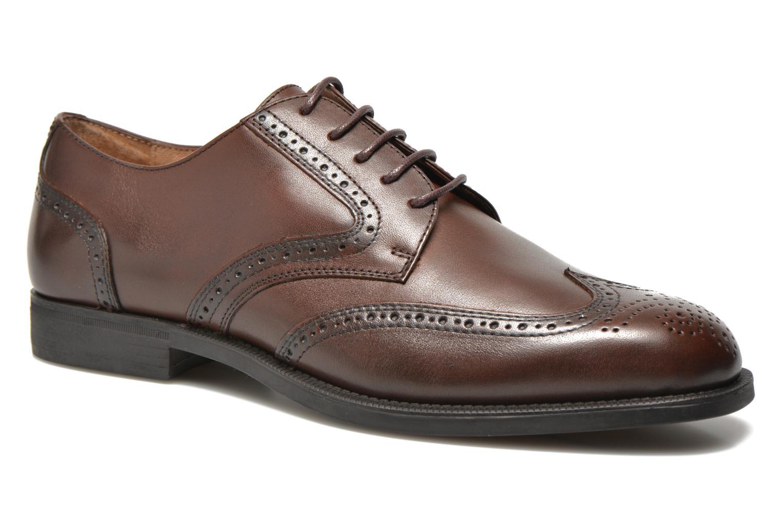 Chaussures à lacets Stonefly Berry 5 Marron vue détail/paire