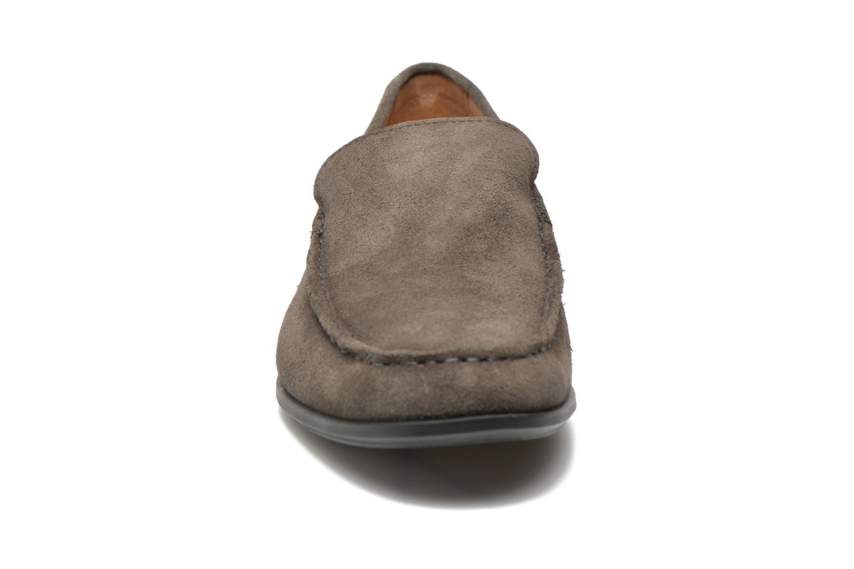 Mocassins Stonefly Summer II 1 Gris vue portées chaussures