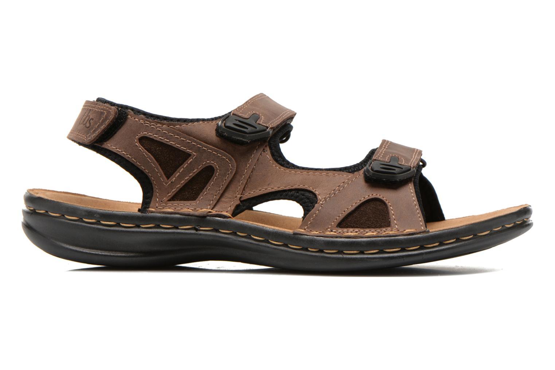 Sandales et nu-pieds TBS Easy Walk Berric Marron vue derrière
