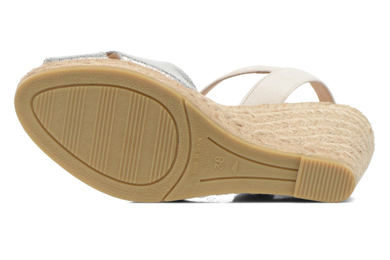 Sandalen Kanna Camoa Beige boven