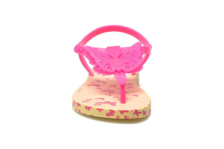 Charm Sandal IV Kids Yellow/Pink