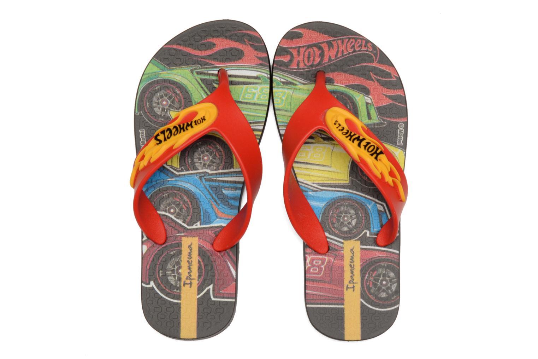 Flip flops Ipanema Hot Wheels Tyre Kids Multicolor 3/4 view
