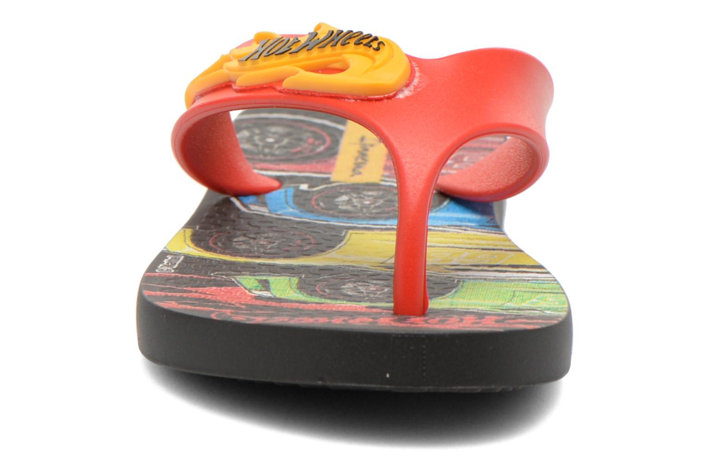 Tongs Ipanema Hot Wheels Tyre Kids Multicolore vue portées chaussures
