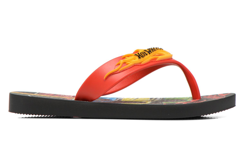 Flip flops Ipanema Hot Wheels Tyre Kids Multicolor back view
