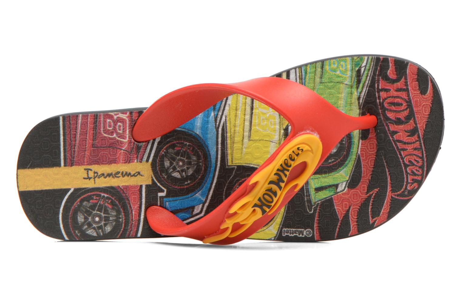Flip flops Ipanema Hot Wheels Tyre Kids Multicolor view from the left