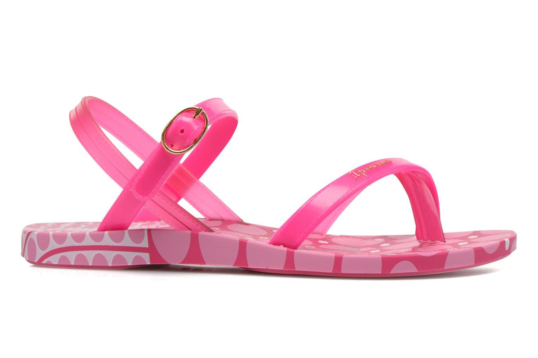 Sandalias Ipanema Fashion Sandal III Kids Rosa vistra trasera