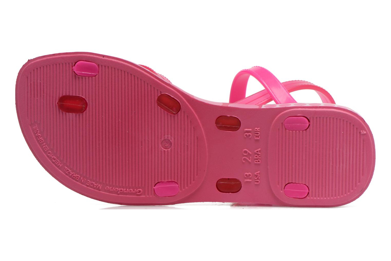 Sandals Ipanema Fashion Sandal III Kids Pink view from above
