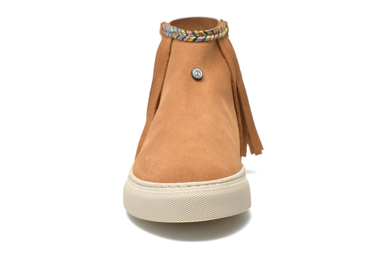 Bottines et boots Dolfie Alabama Marron vue portées chaussures