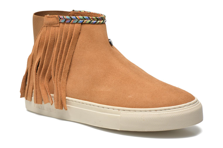 Bottines et boots Dolfie Alabama Marron vue détail/paire