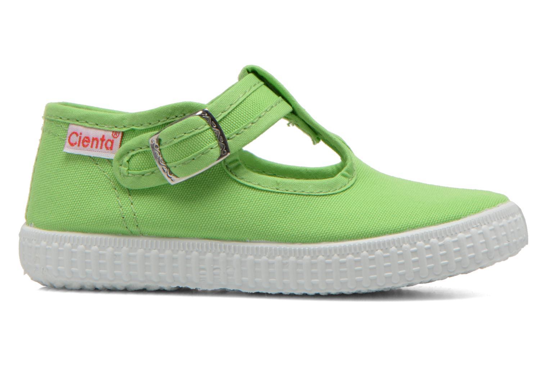 Sneakers Cienta Foliv Verde immagine posteriore