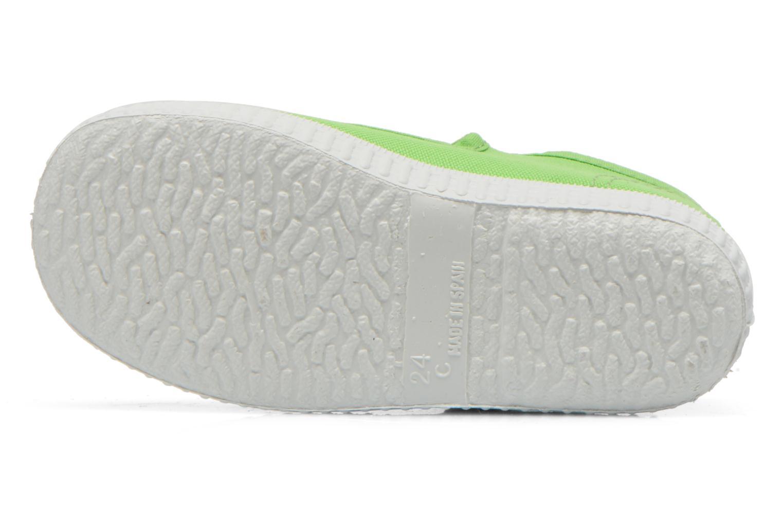 Sneakers Cienta Foliv Verde immagine dall'alto