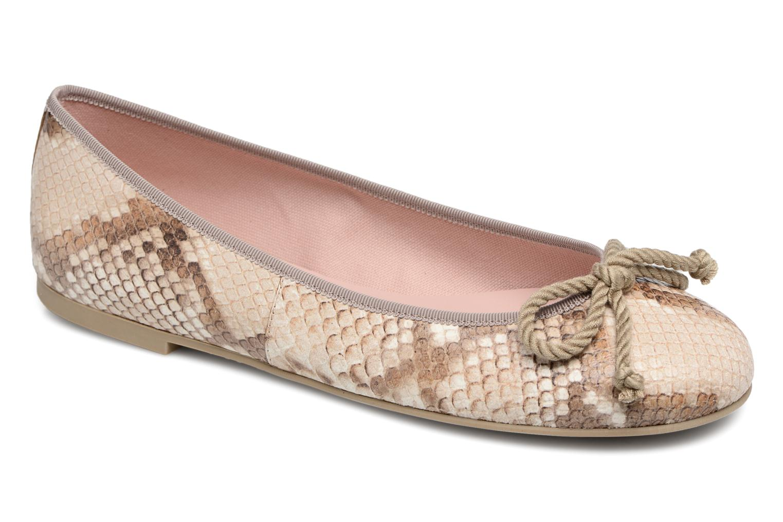 Grandes descuentos últimos zapatos Pretty Ballerinas Rosario (Marrón) - Bailarinas Descuento