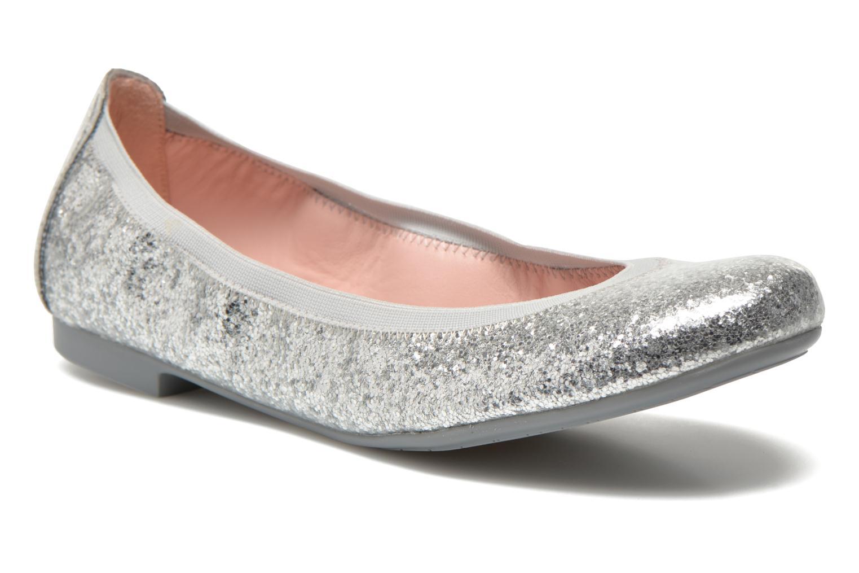 Ballet pumps Pretty Ballerinas Shirley Silver detailed view/ Pair view