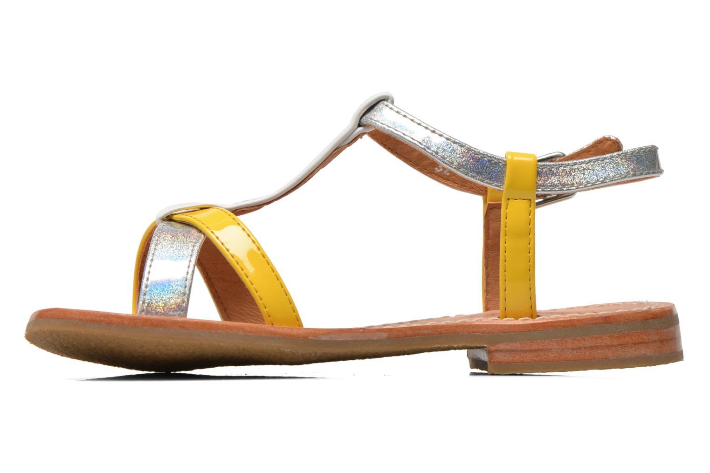 Sandales et nu-pieds Mellow Yellow Mnvalenti Multicolore vue face