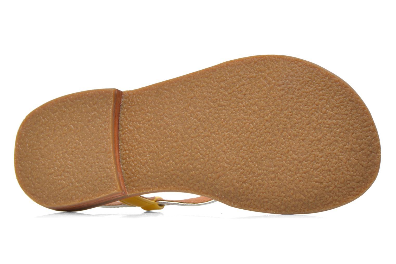 Sandales et nu-pieds Mellow Yellow Mnvalenti Multicolore vue haut