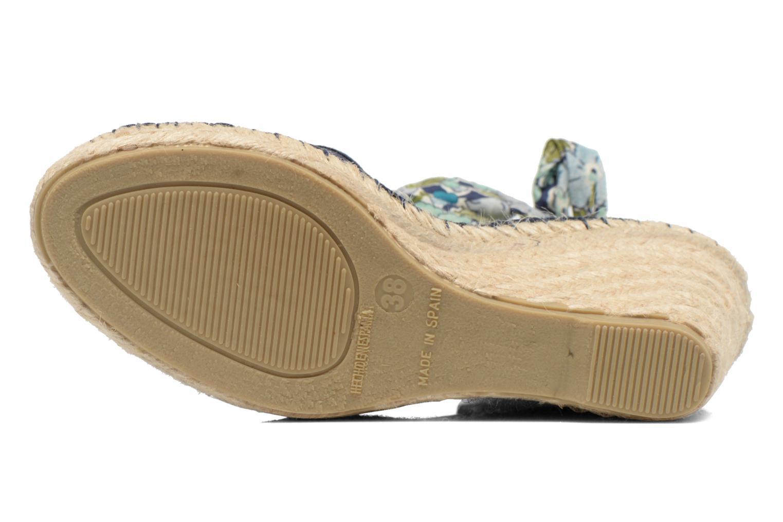 Sandalen Pare Gabia Kerine blau ansicht von oben