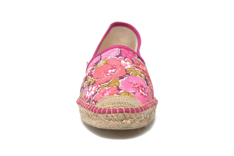 Espadrilles Pare Gabia VP mix rosa schuhe getragen