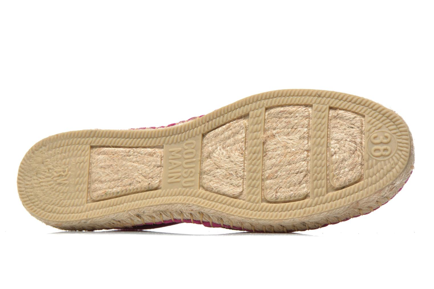 Espadrilles Pare Gabia VP mix Pink view from above