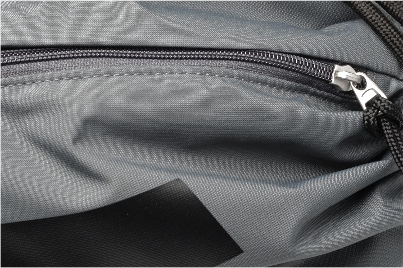Sports bags Nike NIKE HERITAGE GYMSACK Grey view from the left