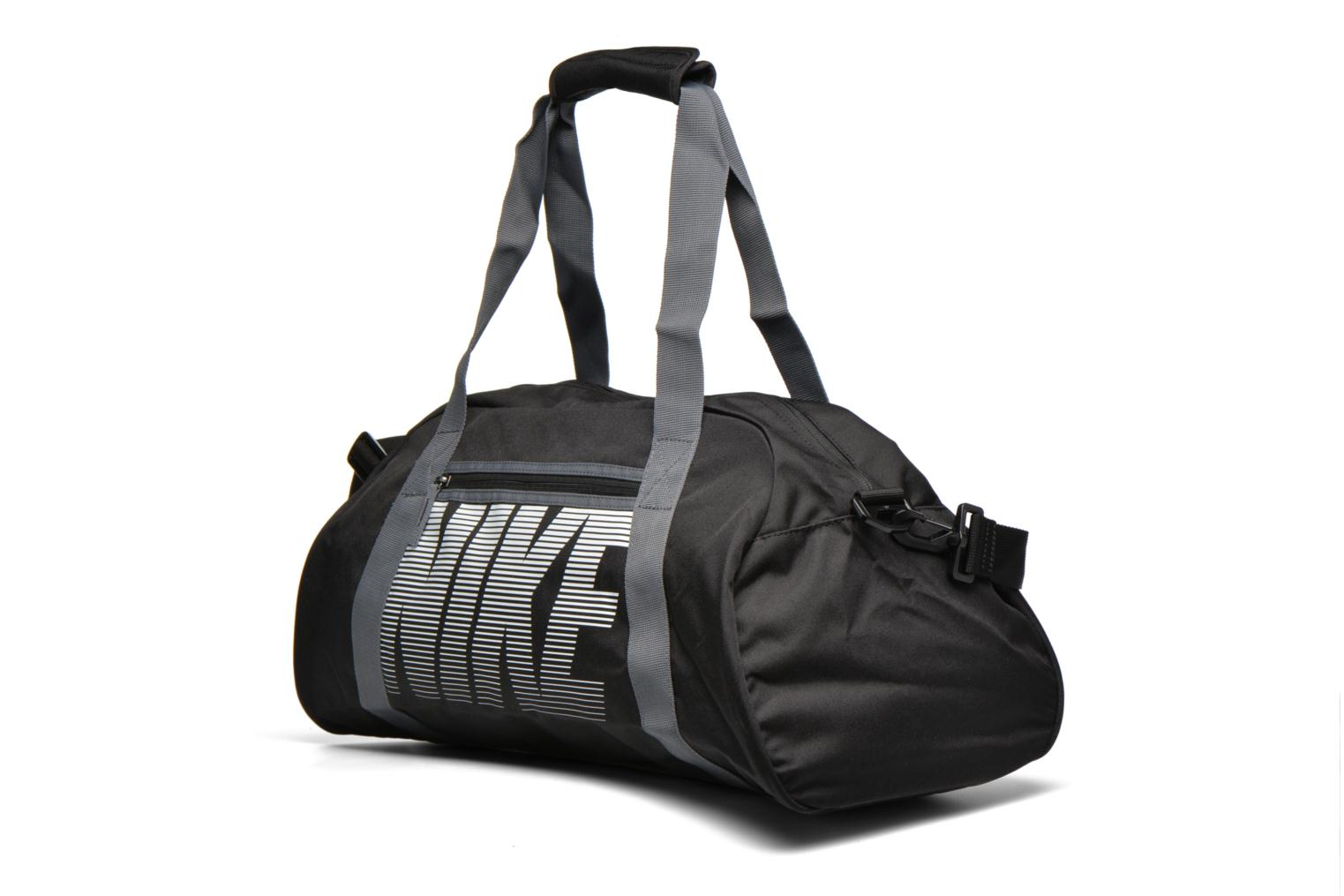 Sports bags Nike NIKE WOMEN'S GYM CLUB Black model view