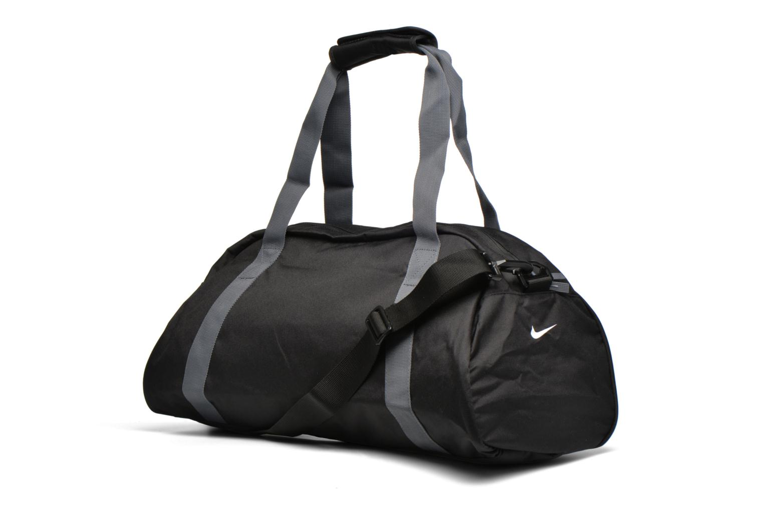 Sports bags Nike NIKE WOMEN'S GYM CLUB Black view from the right