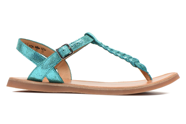 Sandals Pom d Api Plagette Antic Tong Blue back view