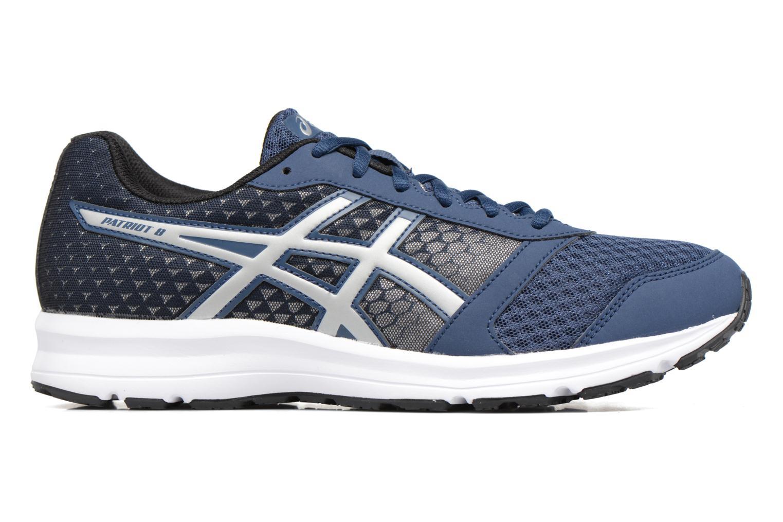 Chaussures de sport Asics Patriot 8 Bleu vue derrière