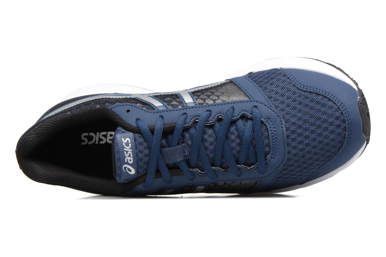 Chaussures de sport Asics Patriot 8 Bleu vue gauche