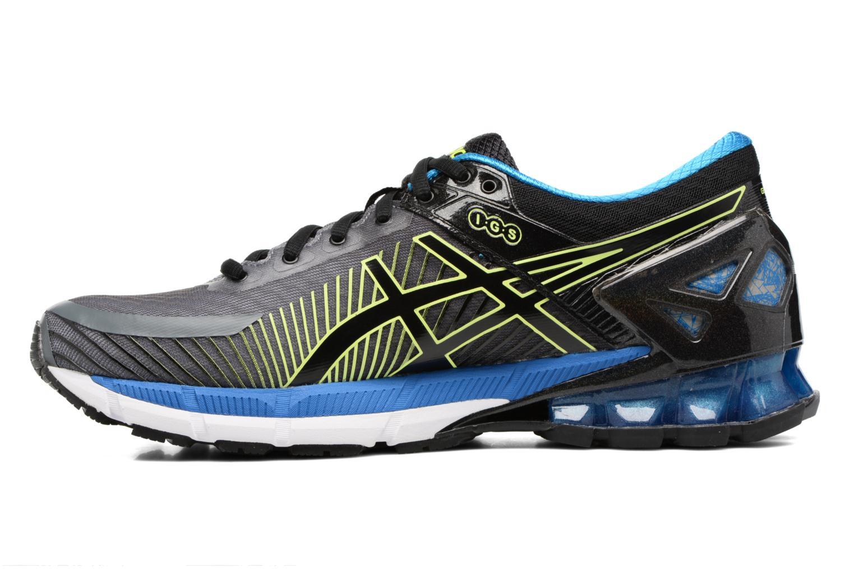 Chaussures de sport Asics Gel-Kinsei 6 Noir vue face