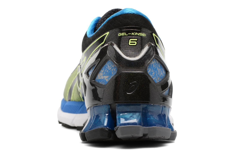 Chaussures de sport Asics Gel-Kinsei 6 Noir vue droite