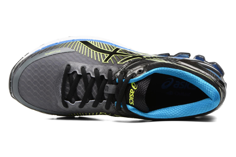 Gel-Kinsei 6 Carbon/Black/Electric Blue