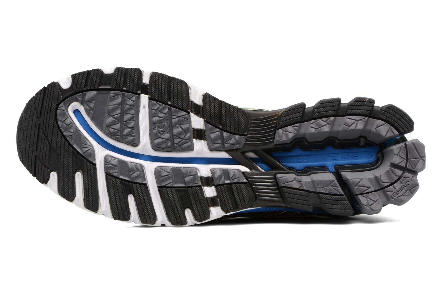 Gel-Kinsei 6 Carbon/Black/Electric Blue
