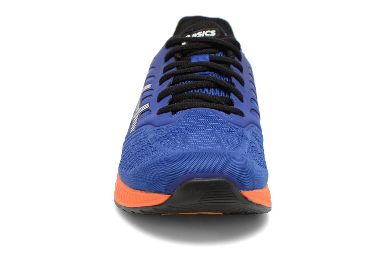 Sport shoes Asics Fuzex Blue model view