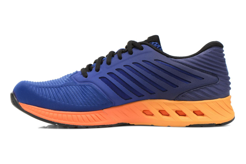 Sport shoes Asics Fuzex Blue front view