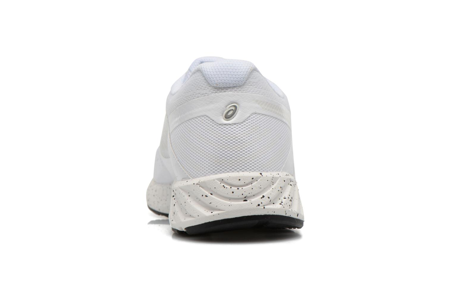 Sport shoes Asics Fuzex Lyte White view from the right
