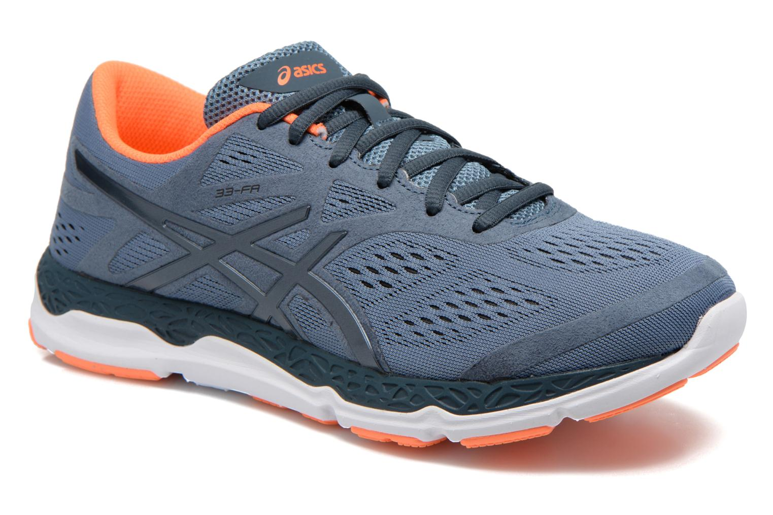 Sport shoes Asics 33-FA Grey detailed view/ Pair view