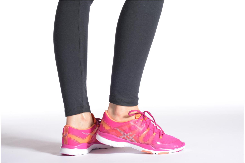 Chaussures de sport Asics Gel-Fit Vida Rose vue bas / vue portée sac