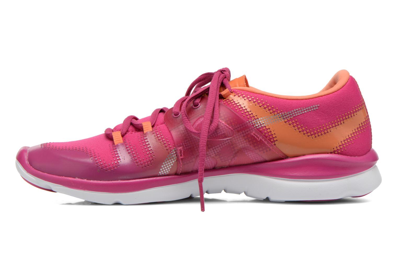Chaussures de sport Asics Gel-Fit Vida Rose vue face