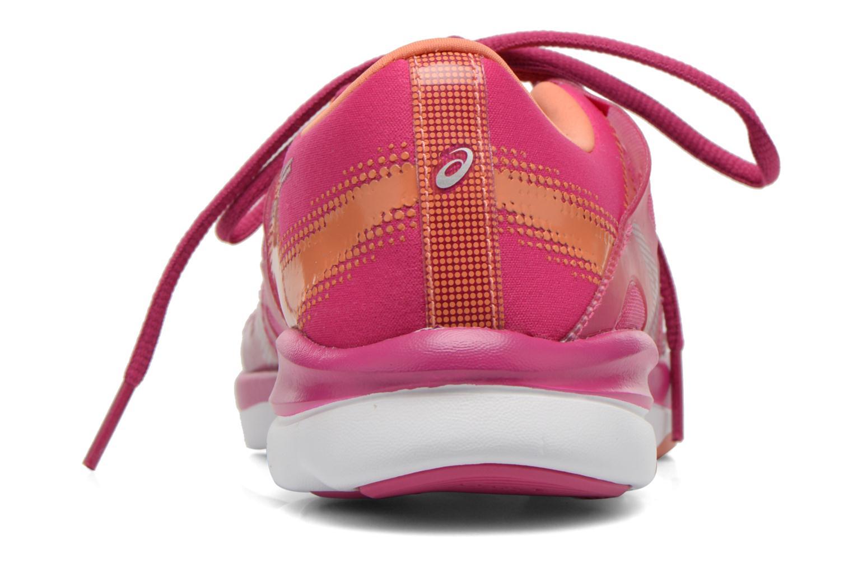 Chaussures de sport Asics Gel-Fit Vida Rose vue droite