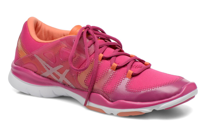 Chaussures de sport Asics Gel-Fit Vida Rose vue détail/paire
