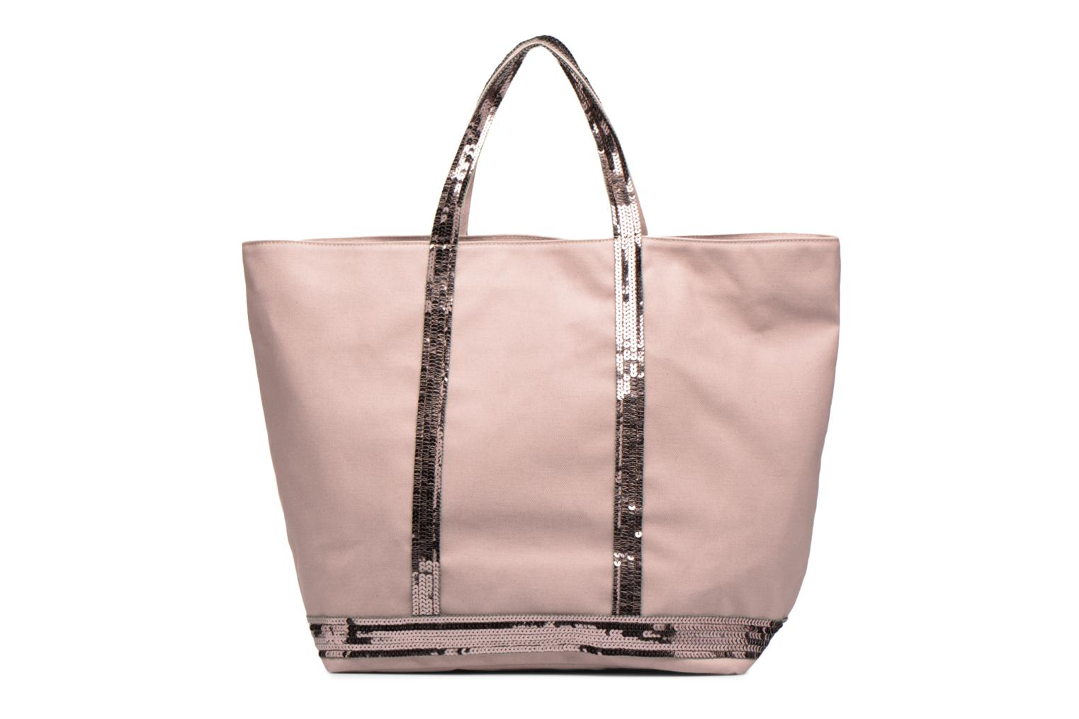 Handbags Vanessa Bruno Cabas M+ Pink detailed view/ Pair view