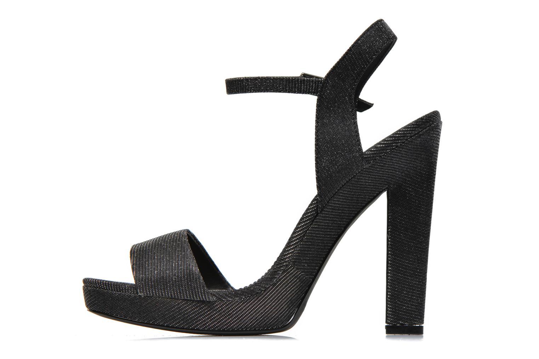 Sandales et nu-pieds Blink Keel Noir vue face