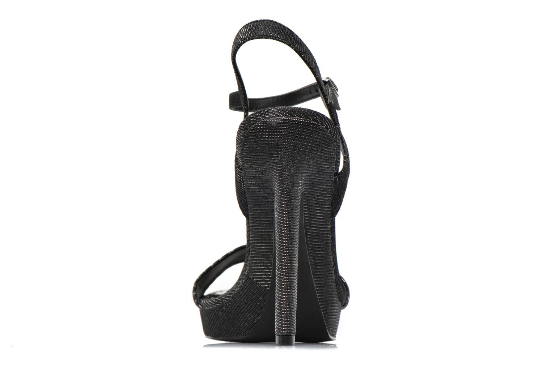 Sandales et nu-pieds Blink Keel Noir vue droite
