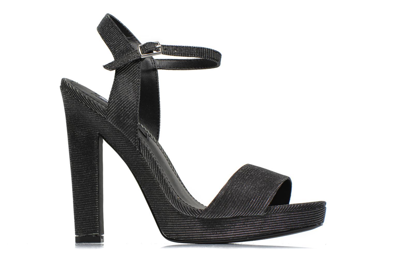 Sandales et nu-pieds Blink Keel Noir vue derrière
