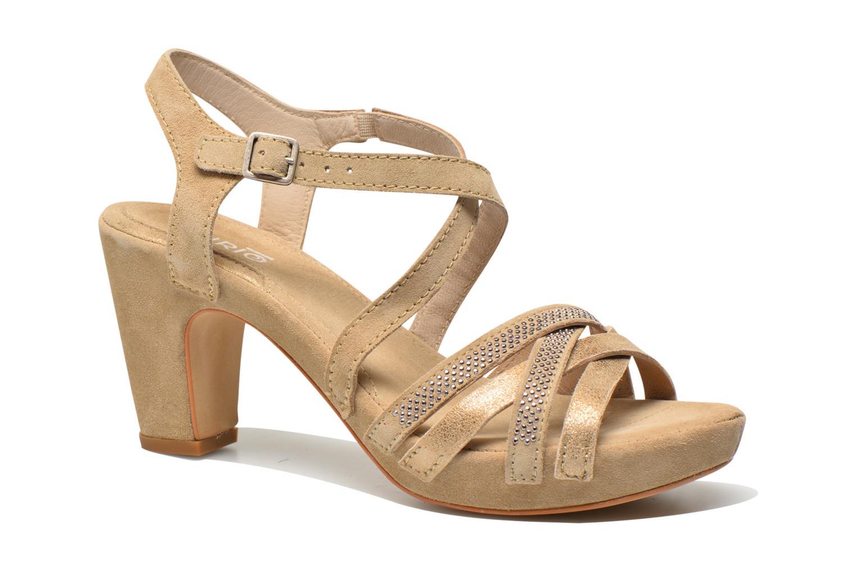 753199b02a5 Zapatos promocionales Khrio Romina (Beige) - Sandalias Los últimos zapatos  de descuento para hombres
