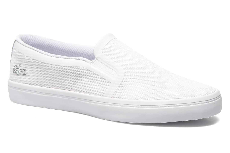 Lacoste Gazon Slip On 116 6 Trainers Color: White